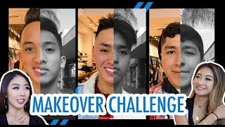 EPIC HIGH SCHOOL MAKEOVER CONTEST! (Bro VS Bro VS Nelson) // Fung Bros Challenge