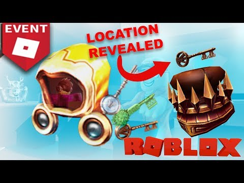 HOW TO FIND THE COPPER KEY!! | ROBLOX JAILBREAK READY PLAYER ONE EVENT