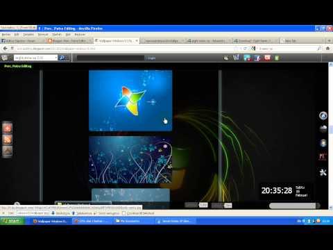 Video Tutorial Cara Mengganti Background Blog Dengan HTML   Untuk Teman Online Ku Aditya Saputra