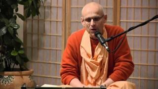 Die Gedankenkette endet mit Sex! - Kadamba Kanana Swami on BG 3.41
