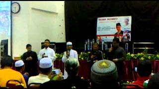 [FAUZAN UMK & Imam Muda Nasrul] Bicara Selebriti 2017 Video