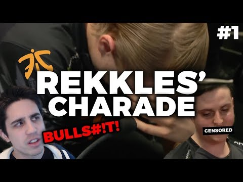 CUT THE WESTERN S#!T EP 1. Rekkles Charade