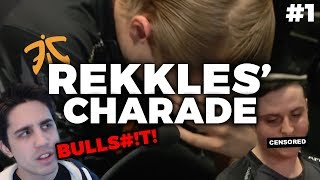 One of IWDominate's most viewed videos: CUT THE WESTERN S#!T EP 1. Rekkles Charade