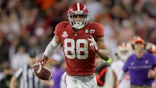 Alabama OJ Howard Highlights 2017 (HD)