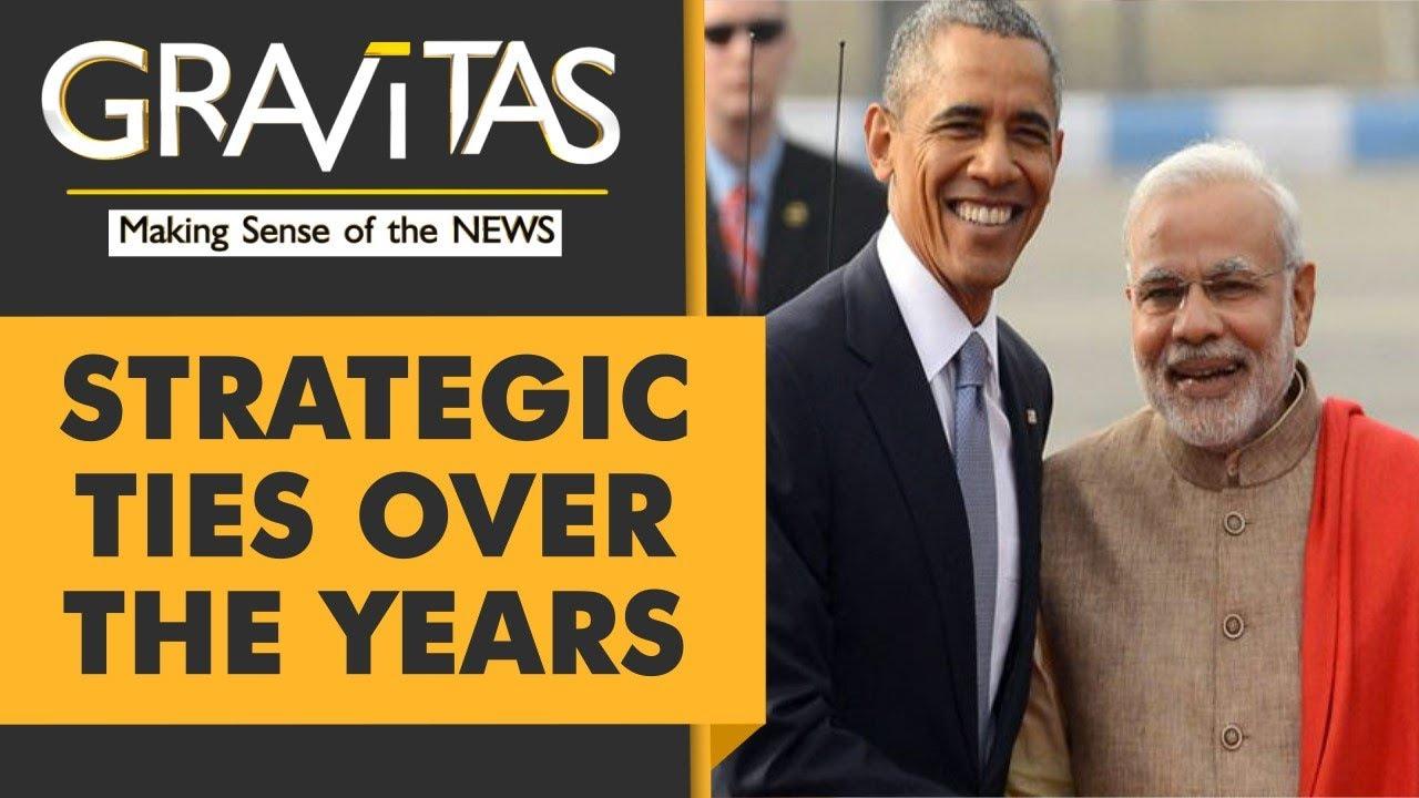 Download Gravitas: The history of India-US strategic ties