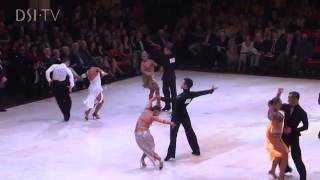 Professional Rising Stars Latin Paso Doble - Blackpool 2016