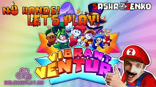 Vibrant Venture Gameplay (Chin & Mouse Only)