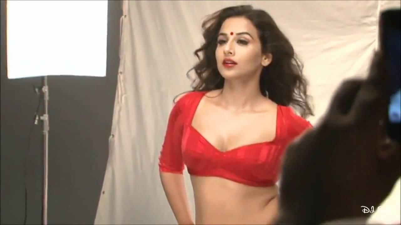 vidya balan's hot photoshoot - *hd* - the dirty picture - youtube