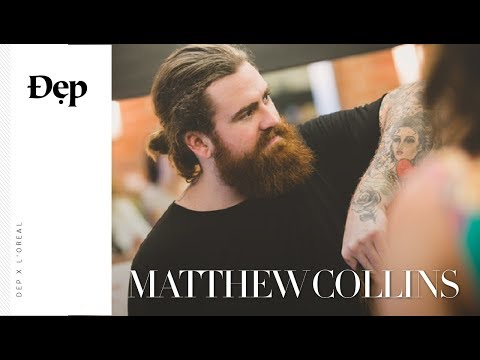 {Đẹp x L'OREAL} SMARTBOND: MASTER CLASS WITH MATTHEW COLLINS