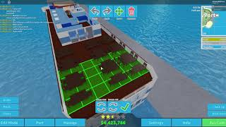 ROBLOX Kreuzfahrtschiff Tycoon Heron Klasse Tutorial