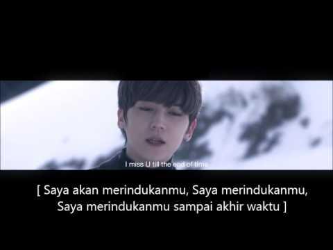 I will miss u (lirik dan terjemahan)