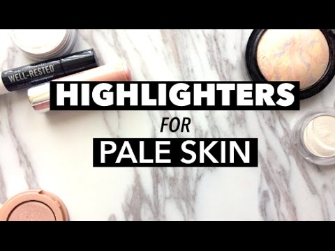 highlighters-for-pale-skin