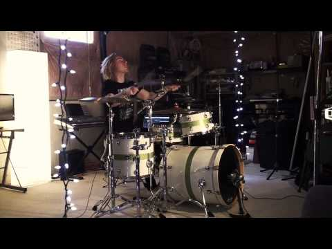 Wyatt Stav - Of Mice & Men - Broken Generation (Drum Cover)