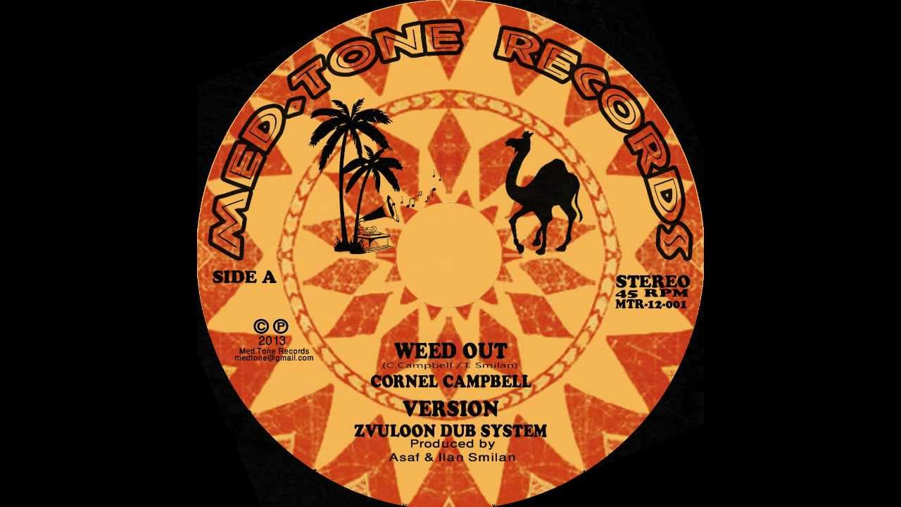 2e01f7d498 Weed Out - Cornel Campbell / Ranking Joe / Zvuloon Dub System (Digital EP)