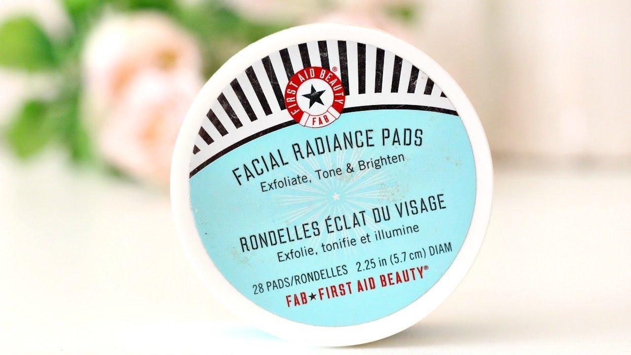 """Résultat de recherche d'images pour """"facial radiance pads"""""""