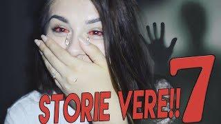 7 STORIE HORROR CHE NON TI FARANNO DORMIRE LA NOTTE!!