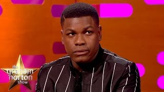 John Boyega Was Dumped Because of Star Wars | The Graham Norton Show