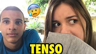 EXPULSOS DA SALA!! FOMOS SUSPENSOS? | Vlog na escola #7