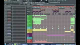 "Uplifting trance in FL Studio ""10Stage - My Heart And Soul (Preview-Tutorial)"""