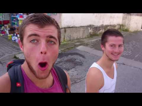 Vlog #4  Albania -  Kosovo