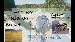 400 km Helsinki Brevet 2019