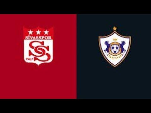Прогноз на матч Лиги Европы Сивасспор - Карабах смотреть онлайн бесплатно 05.11.2020