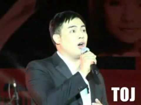 Jed Madela - FOREVERMORE ( Live at Roxas City )