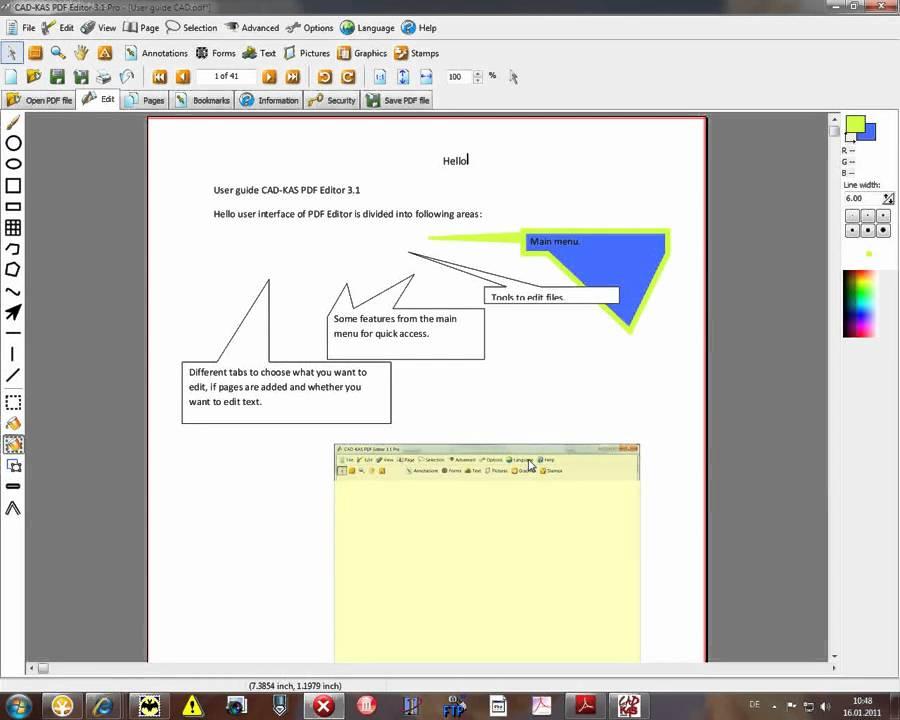 Cad kas pdf editor key generator