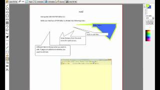How to edit a pdf file with CAD-KAS PDF Editor