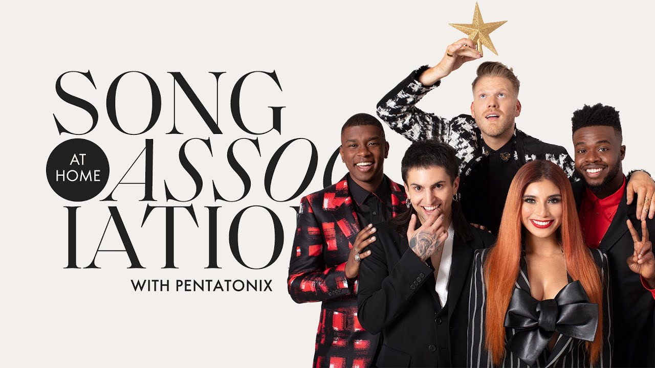 Pentatonix Sings Beyoncé, Ariana Grande, and Lady Gaga in a Game of Song Association