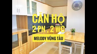 Mua căn hộ chung cư ghé Melody Vũng Tàu✅ Căn hộ 2pn thích hợp kinh doanh homestay cho thuê  3