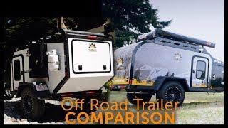 Off road trailer comparison