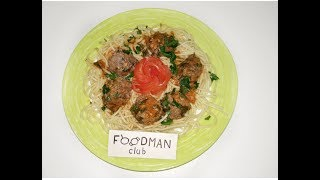 Фрикадельки в томатном соусе: рецепт от Foodman.club