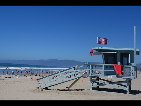 Santa Monica Beach - L.A. Travel USA