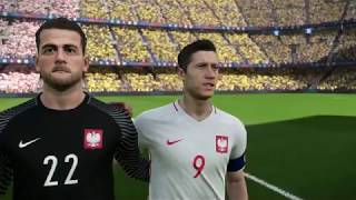 WORLD CUP 2018 PREDICTION | POLAND vs COLOMBIA | GROUP H | MATCHDAY 2 | PES 2018