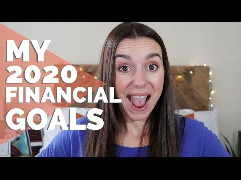 Setting My Financial Goals In 2020
