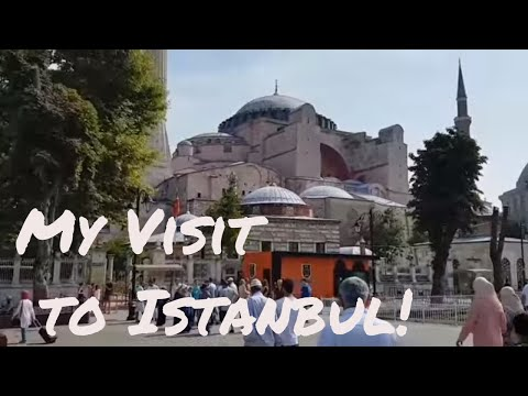 ISTANBUL GUIDE: THE BLUE MOSQUE & HAGIA SOPHIA