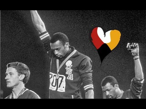 1968 Summer Olympics, Black Power Salute