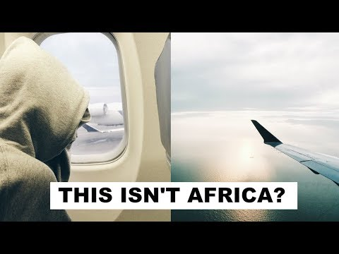 TRAVEL VLOG: ending up in NYC and not AFRICA??