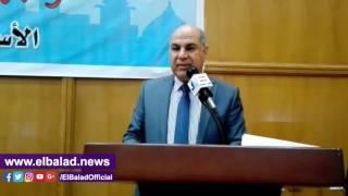 رئيس جامعة كفر الشيخ: نواجه الإرهاب بالفكر والمعرفة .. فيديو وصور