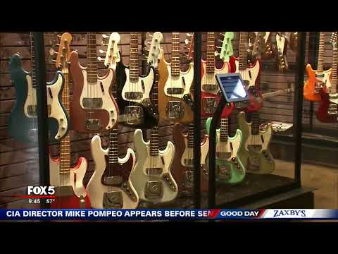 Museum spotlights rock music history