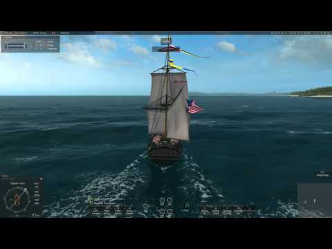 Naval Action Tutorial, Ships, Navigation, Boarding Actions