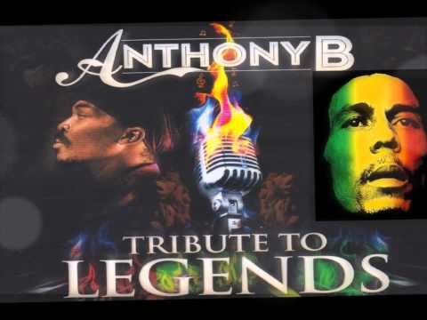 Anthony B - (Tribute To Legends) - Real Situation (2013)