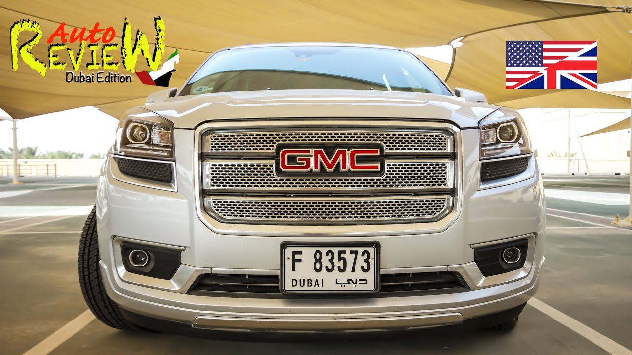 gmc mom reviews a denali s back review for img of family acadia