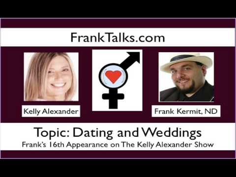 dating and weddings: the kelly alexander show with Frank Kermit
