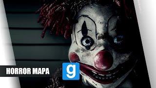 Garry's Mod Horror - Horror Mapa /Bladii /Diabeuu || Plaga
