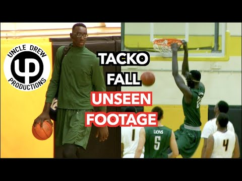 7'6 TACKO FALL vs Lakewood- What REALLY Happened...UNSEEN FOOTAGE!