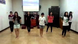 奉獻 舞蹈 Fengxian Dance