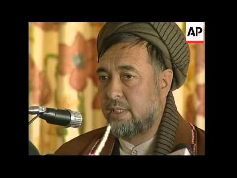 Opposition comment on Karzai victory