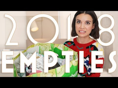 All the Products I Used in 2018 | Ingrid Nilsen